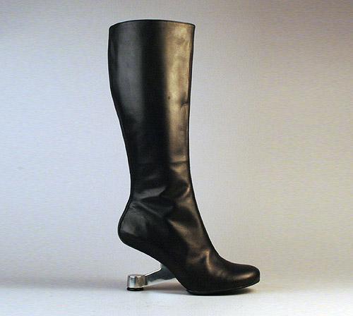Удивительные модели обуви